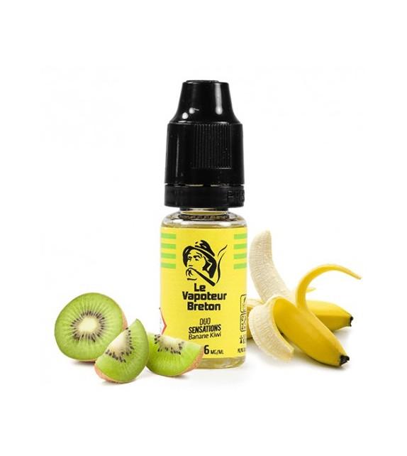 Duo banane-kiwi
