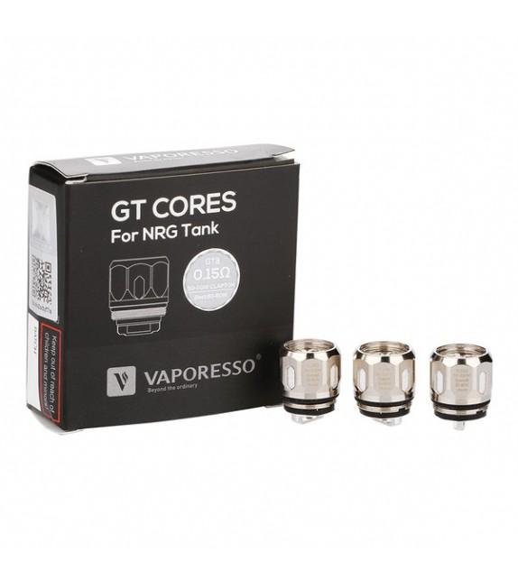 Résistances Cores GT8 pour NRG Tank