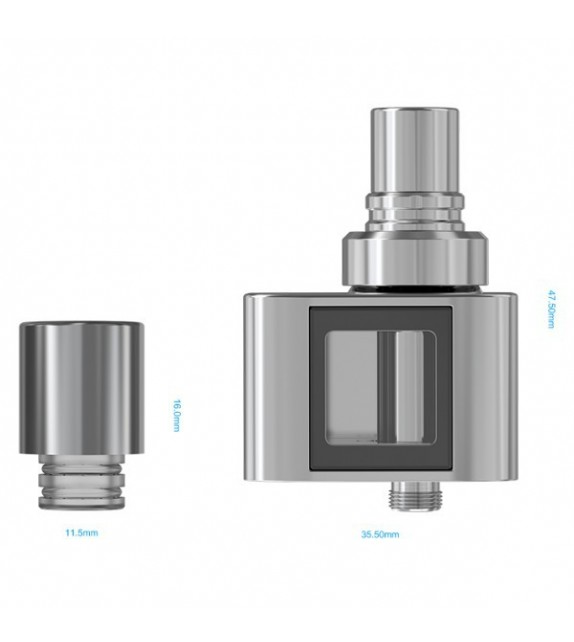 Cuboïd mini atomiseur