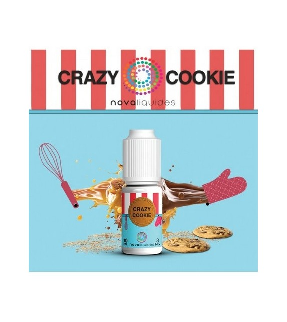 Crazy Cookie - Nova Liquide