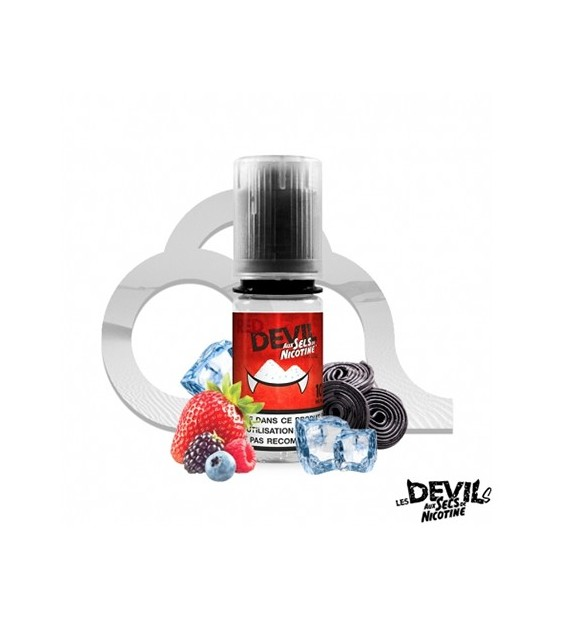 Red Devil Sels de nicotine - Avap