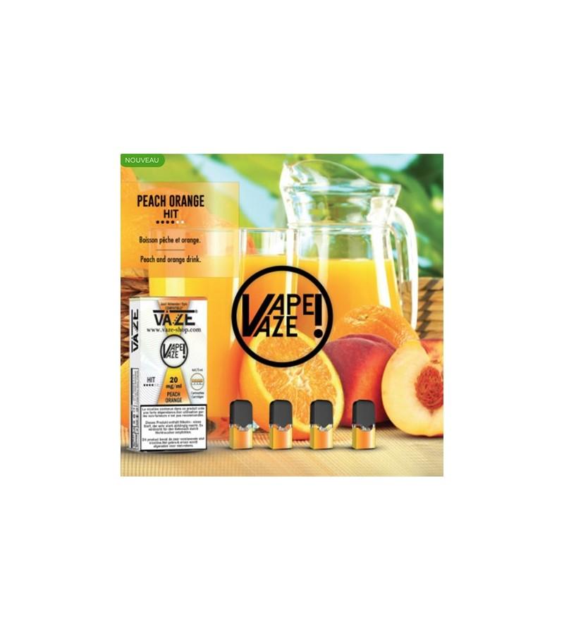 Cartouche Peach Orange - Pod Vaze