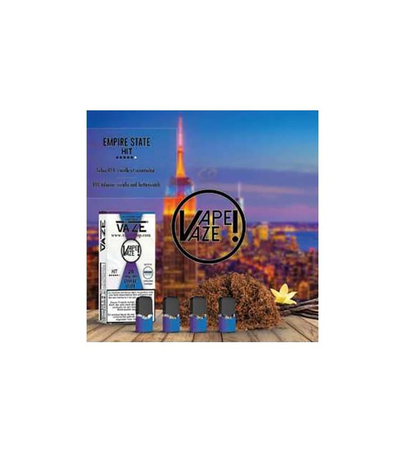 Cartouche Empire State - Pod Vaze