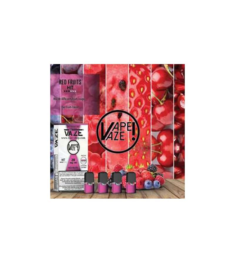 Cartouche Red Fruits - Pod Vaze