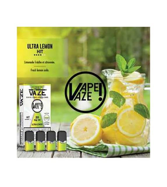 Cartouche Ultra Lemon - Pod Vaze