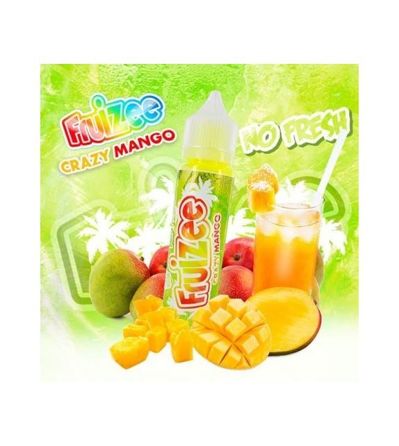 Chubby Crazy Mango 50ml - Fruizee