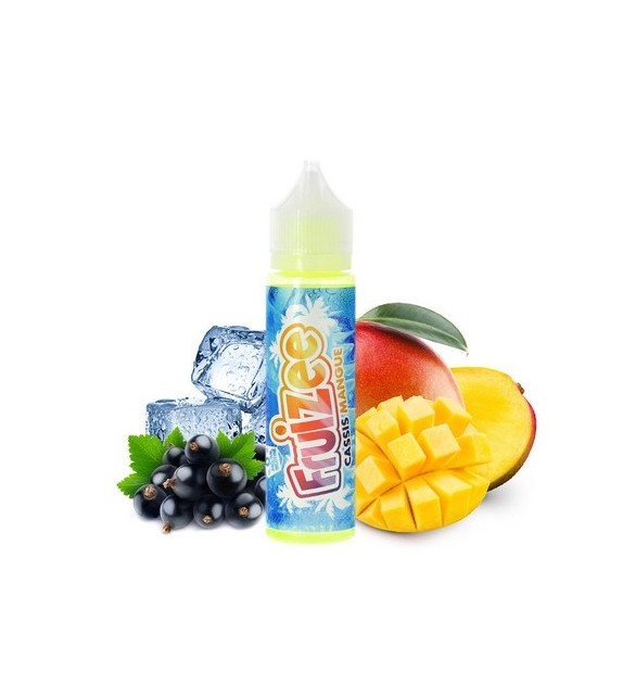 Chubby Fruizee  Mangue Cassis 50ml