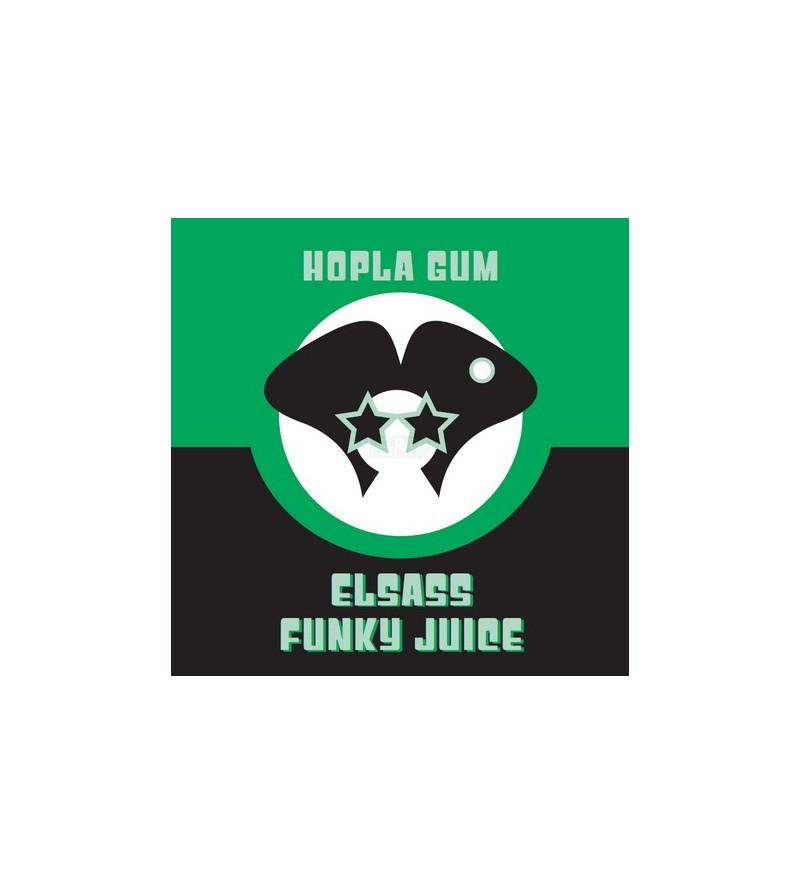 Chubby Hopla-gum 100ml - Elsass Funky Juice