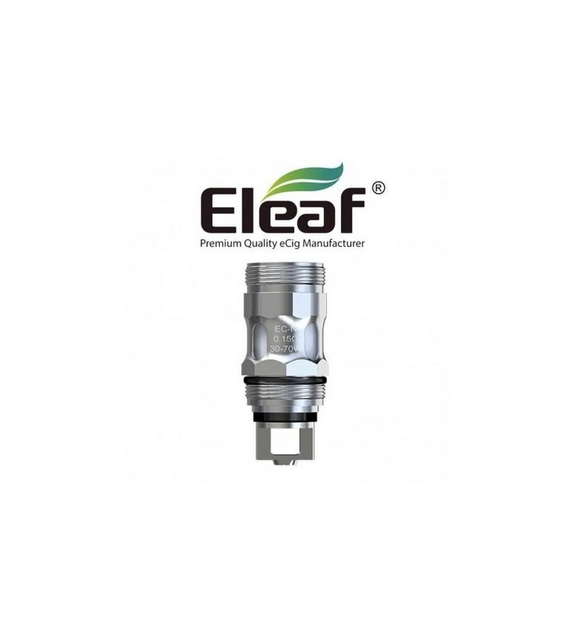 Résistances EC-N 0.15ohm pour atomiseur Melo 3, 4 et 5 - Eleaf